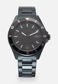 Lacoste - TIEBRAKER - Watch - blue/black - 0
