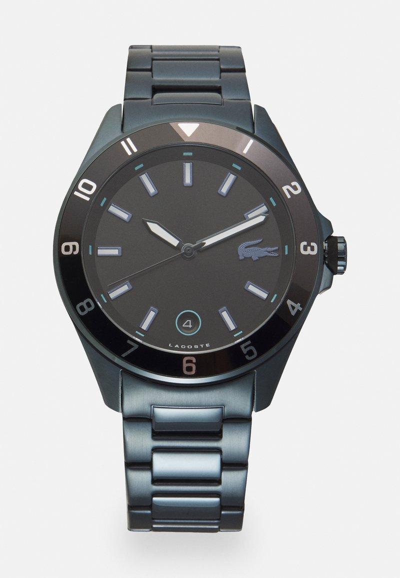Lacoste - TIEBRAKER - Watch - blue/black