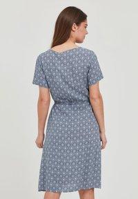 Fransa - FRANSA - Day dress - vintage indigo mix - 2