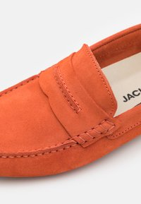 Jack & Jones - JFWCARLO - Mokasyny - orange - 5