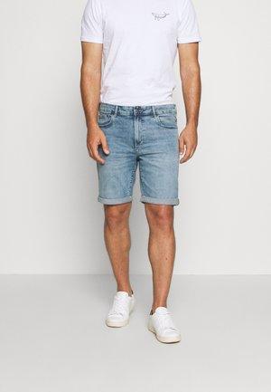 RYDER BLUE 259  - Jeans Short / cowboy shorts - blue denim