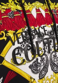 Versace Jeans Couture - Felpa con cappuccio - nero - 2