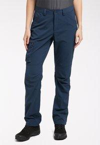Haglöfs - Outdoor trousers - tarn blue - 0