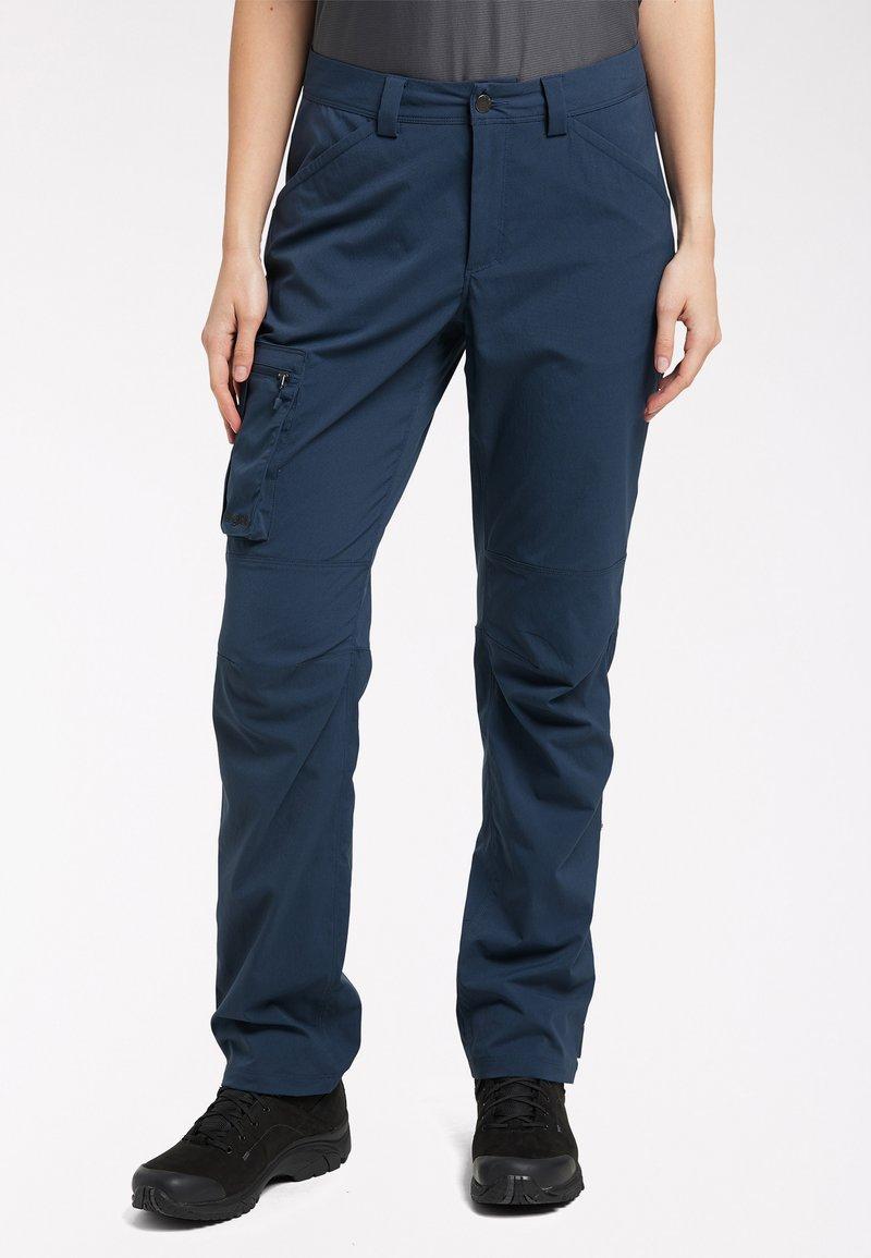 Haglöfs - Outdoor trousers - tarn blue