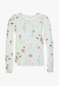 Aéryne - CAMILLE - Långärmad tröja - blanc - 3