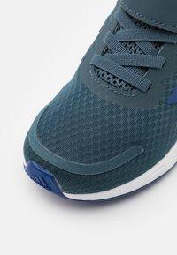 adidas Performance - DURAMO SL UNISEX - Sports shoes - legacy blue/team royal blue/signal green - 5