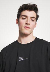 Zign - T-shirt imprimé - black - 3