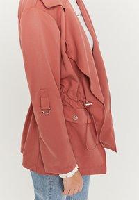 TALLY WEiJL - Summer jacket - pink - 3