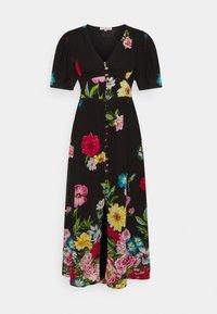 Derhy - CAPILAIRE - Day dress - black - 0