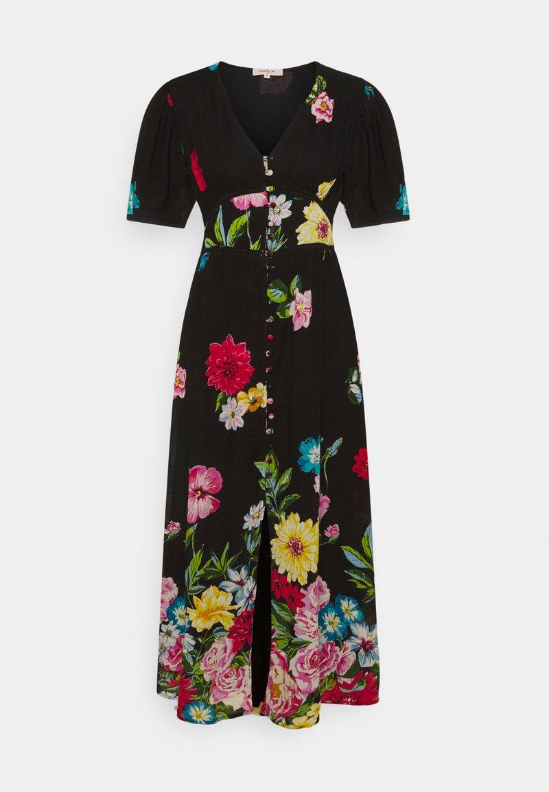 Derhy - CAPILAIRE - Day dress - black
