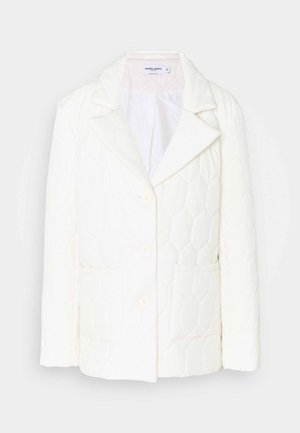QUILTED JACKET - Summer jacket - off white