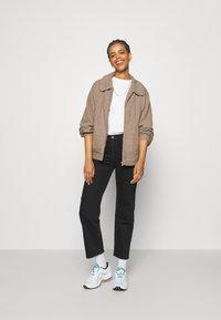 Vila - VIPIP BLOUSON - Winter jacket - simply taupe - 1