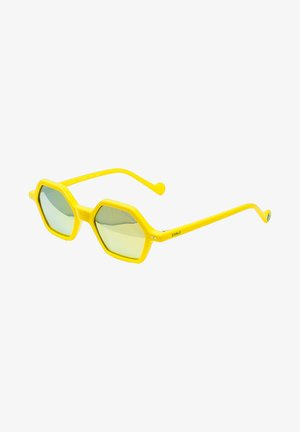 SASCHA - Sunglasses - yellow