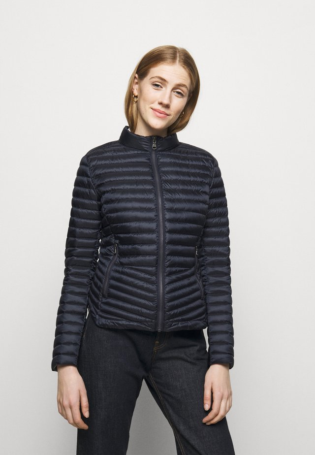 LADIES JACKET - Gewatteerde jas - navy/light steel