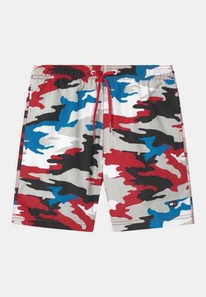 MEDIUM DRAWSTRING - Swimming shorts - primary red