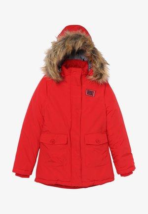 TEENAGER  - Abrigo de invierno - red