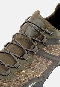Mammut - DUCAN - Hiking shoes - olive-dark - 5