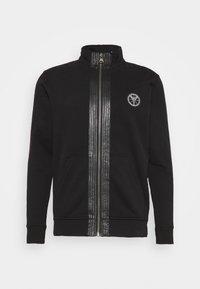 Carlo Colucci - Zip-up hoodie - black - 0