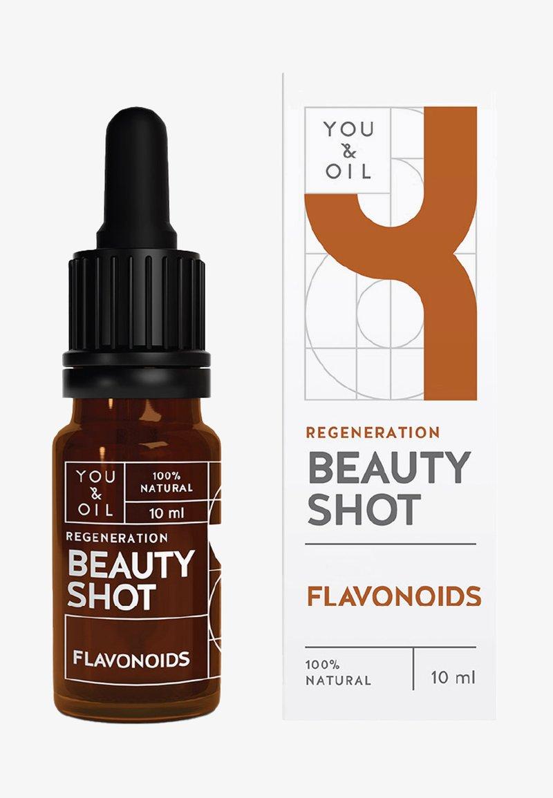 YOU & OIL - FLAVANOIDS REJUVENATING SERUM - Serum - -