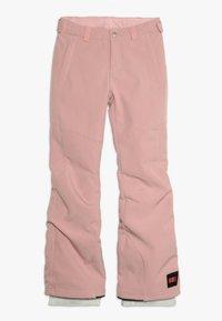 O'Neill - CHARM SLIM PANTS - Snow pants - bridal rose - 0