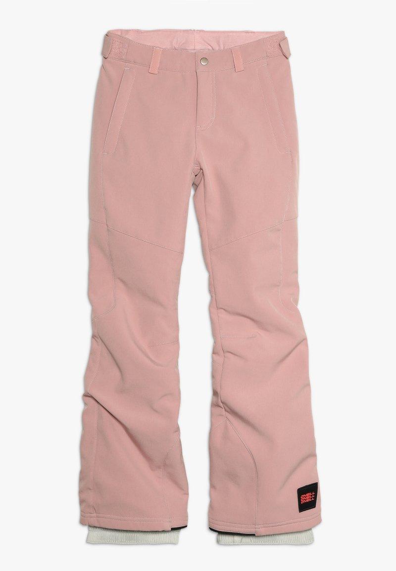 O'Neill - CHARM SLIM PANTS - Snow pants - bridal rose