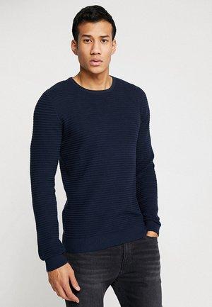 STRUCTURE - Pullover - dark blue