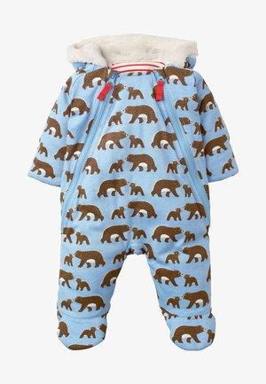 MIT BÄRENJUNGEN - Jumpsuit - eisblau, baby-bären