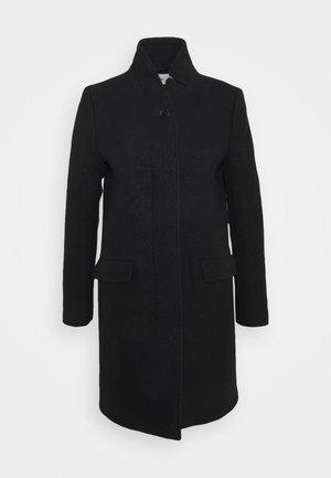 PURE PORI - Classic coat - black