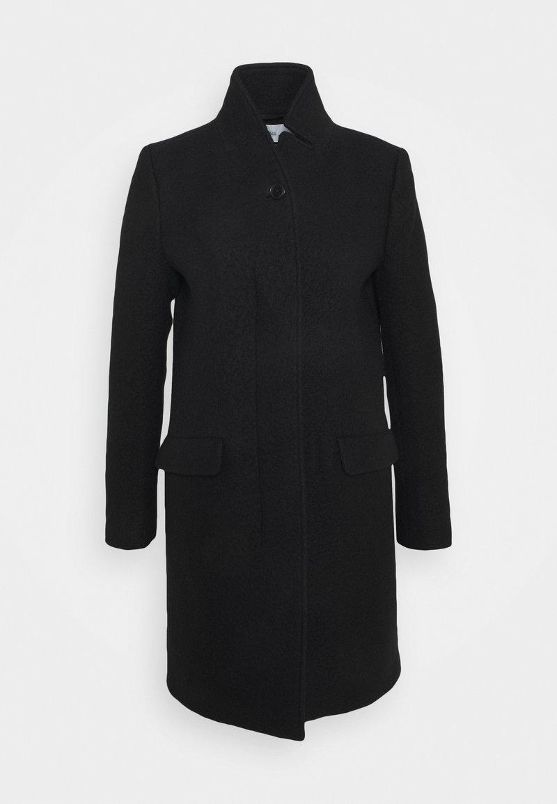 CLOSED - PURE PORI - Classic coat - black