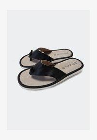 HotSquash - T-bar sandals - black - 0