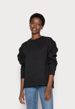 SLFSTASIE SWEATNOOS - Sweatshirt - black
