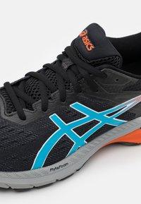 ASICS - GT-2000 9 - Trail running shoes - black/digital aqua - 5