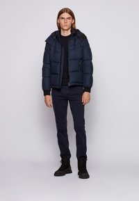 BOSS - Jumper - dark blue - 1
