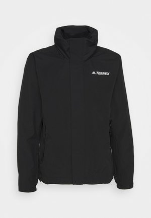 FOUNDATION RAIN.RDY HIKING JACKET - Hardshell jacket - black