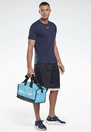 ESSENTIALS TRAINING GRIP DUFFEL - Treningsbag - turquoise