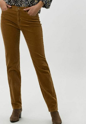 STYLE MARY - Trousers - faded caramel