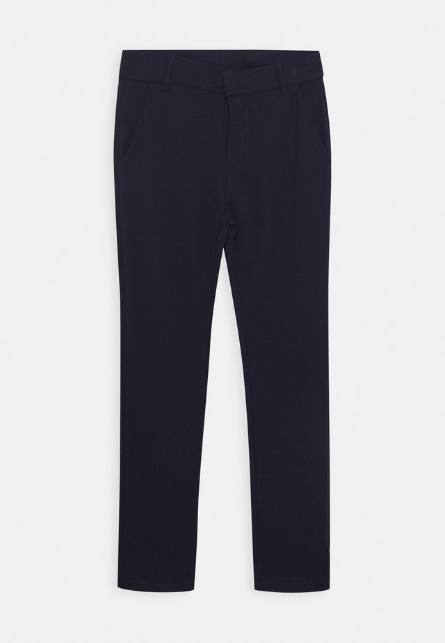 JACKSON PANTS - Tygbyxor - navy blazer