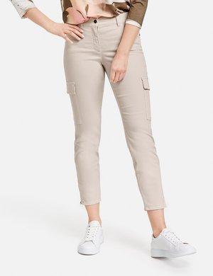Cargo trousers - muschel