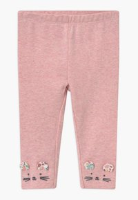 Carter's - MOUSE 2 PACK SET - Leggings - Trousers - light pink - 2