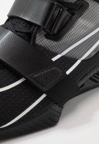 Nike Performance - Treningssko - black/white - 2