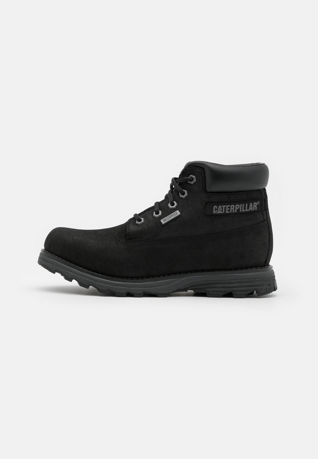 FOUNDER WP  - Bottines à lacets - black