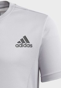 adidas Performance - HEAT.RDY T-SHIRT - Print T-shirt - grey - 4