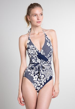 ZEN GARDEN - Swimsuit - deep sea