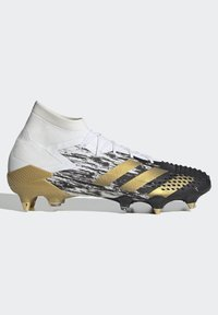 adidas Performance - Moulded stud football boots - white - 7
