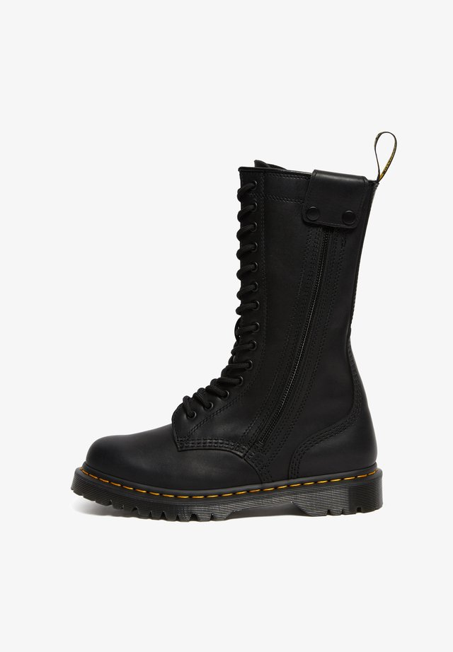 HANLEY  - Lace-up boots - black