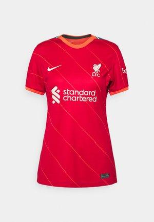 FC LIVERPOOL - Club wear - gym red/bright crimson/fossil