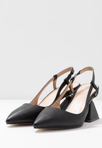 RAID - JASMINE - Classic heels - black - 4