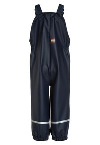 LEGO Wear - DUPLO POWER  - Rain trousers - dark navy - 1