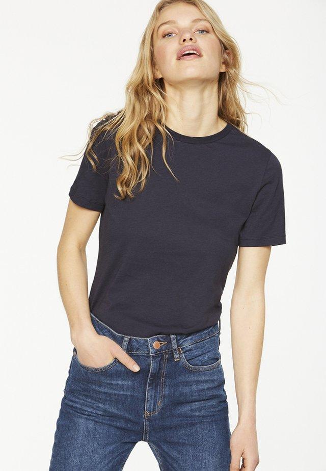 LIDAA  - Basic T-shirt - navy