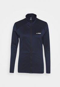 adidas Performance - Fleece jacket - legend ink - 3